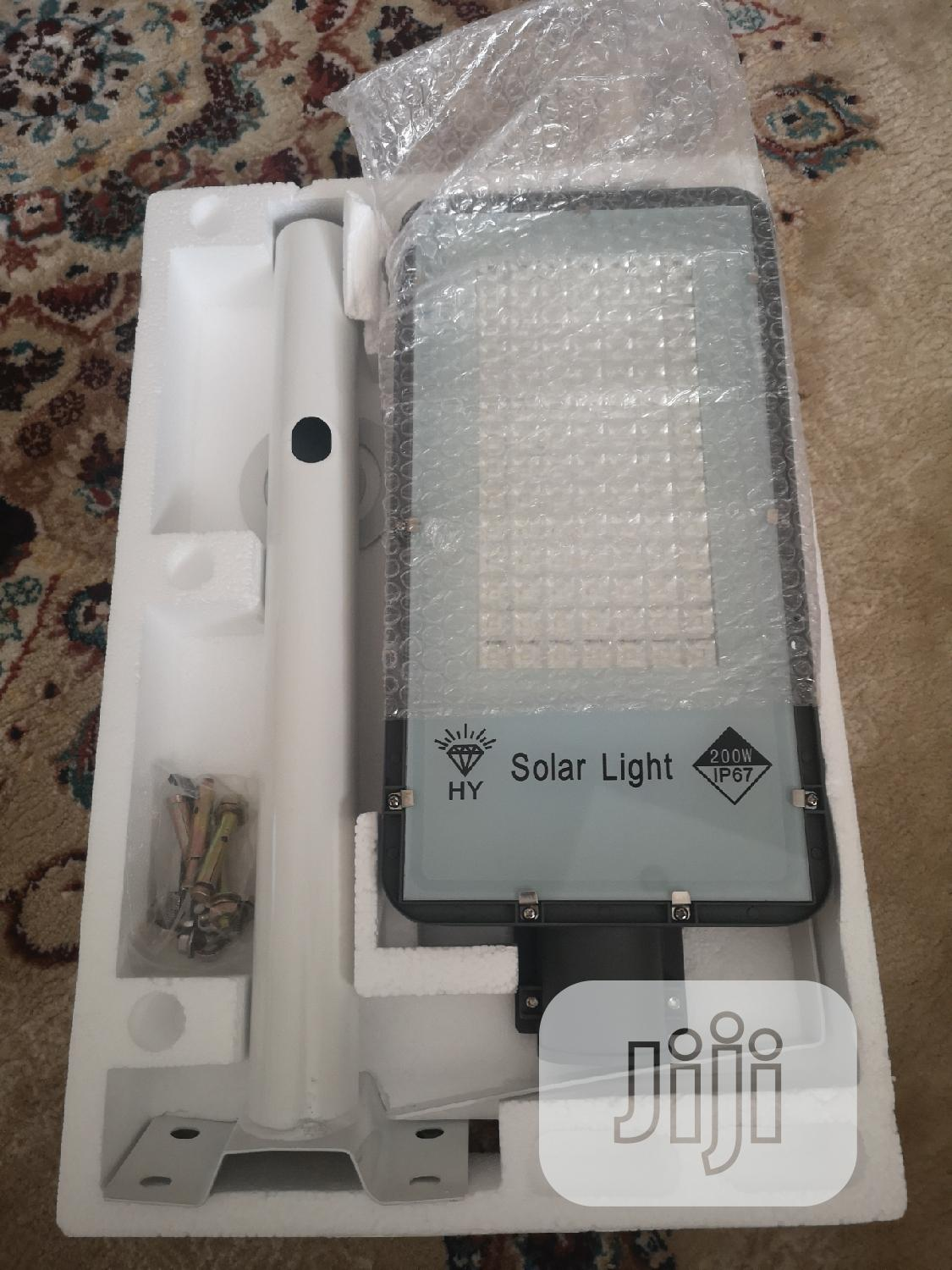 Solar Street Light | Solar Energy for sale in Apo District, Abuja (FCT) State, Nigeria