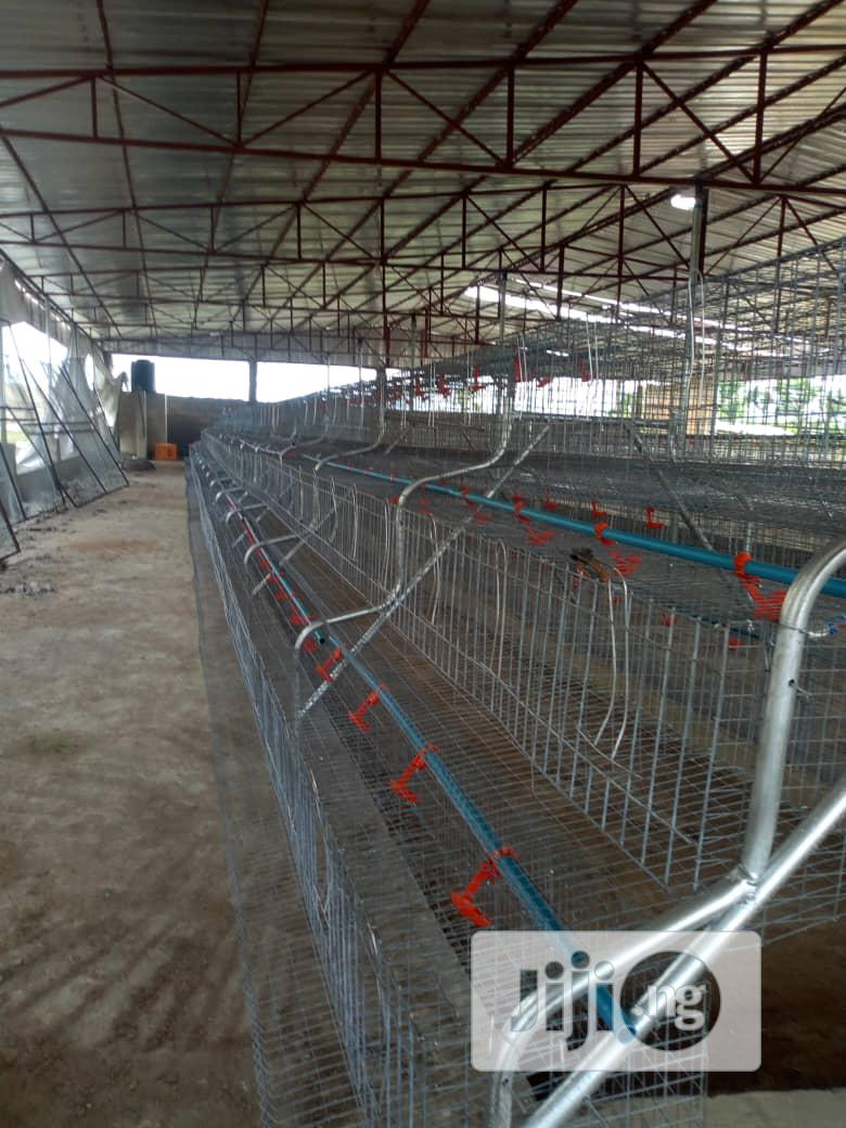 Galvanized Cage Fabricator In Nigeria