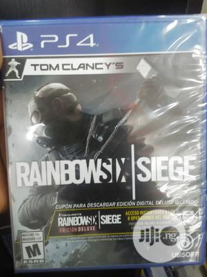 P S 4 Cd Game Rainbow Six Sigie   Video Games for sale in Lagos State, Ikeja