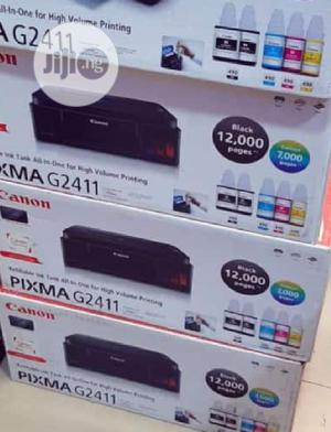 Canon PIXMA G2411 Printer | Printers & Scanners for sale in Lagos State, Lagos Island (Eko)
