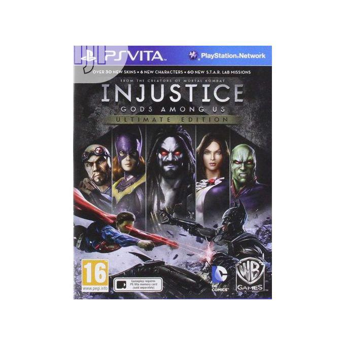 Archive: Ps4 Injustice: Gods Among Us