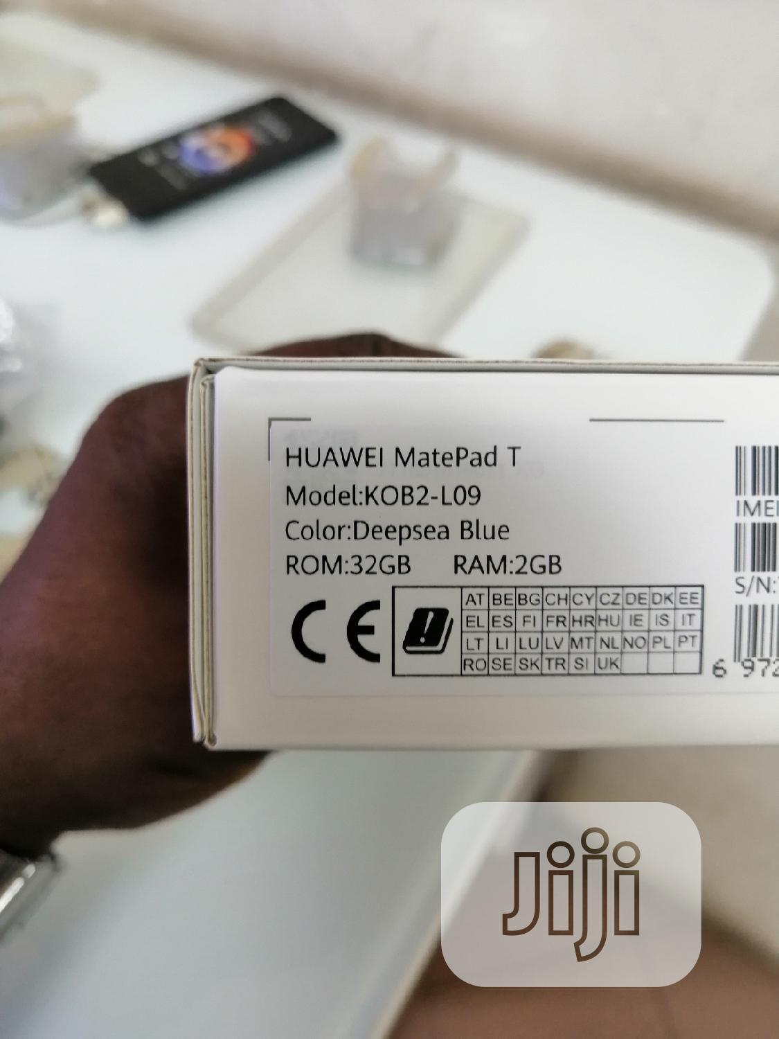 New Huawei MatePad Pro 32 GB Black | Tablets for sale in Ikeja, Lagos State, Nigeria