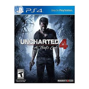 Ps4 Uncharted 4: The Thief's End   Video Games for sale in Lagos State, Agege