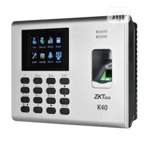 Employee Time Attendance And Access Control Zkteco K40 | Security & Surveillance for sale in Abuja (FCT) State, Gwarinpa