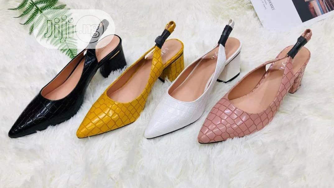 Classy Female Shoe