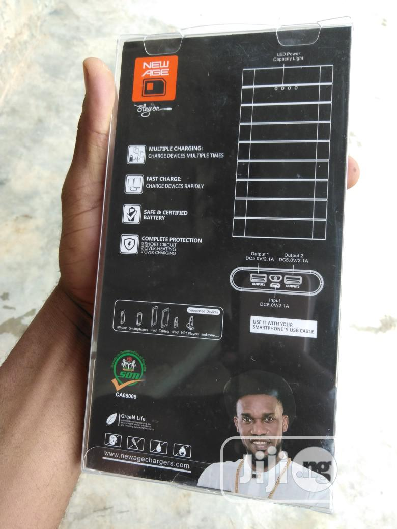 New Age Power Bank 18500mah   Accessories for Mobile Phones & Tablets for sale in Ojodu, Lagos State, Nigeria