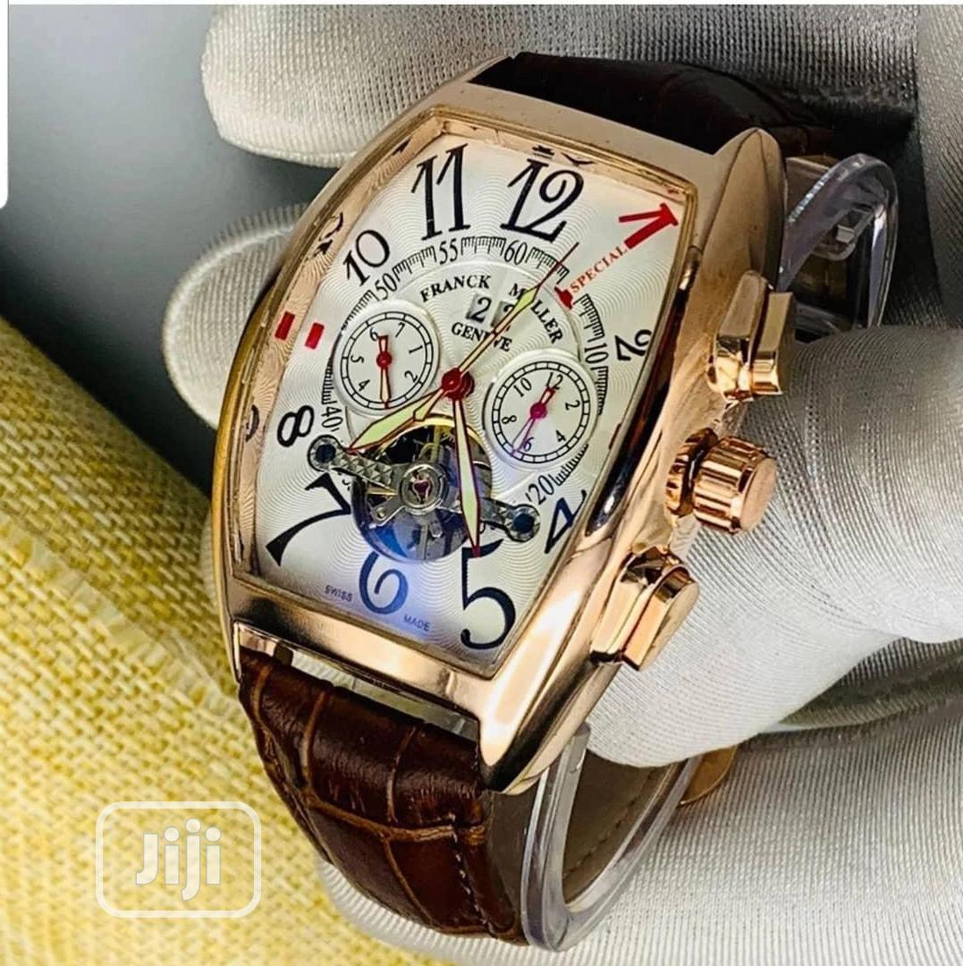 Franch Muller Watches
