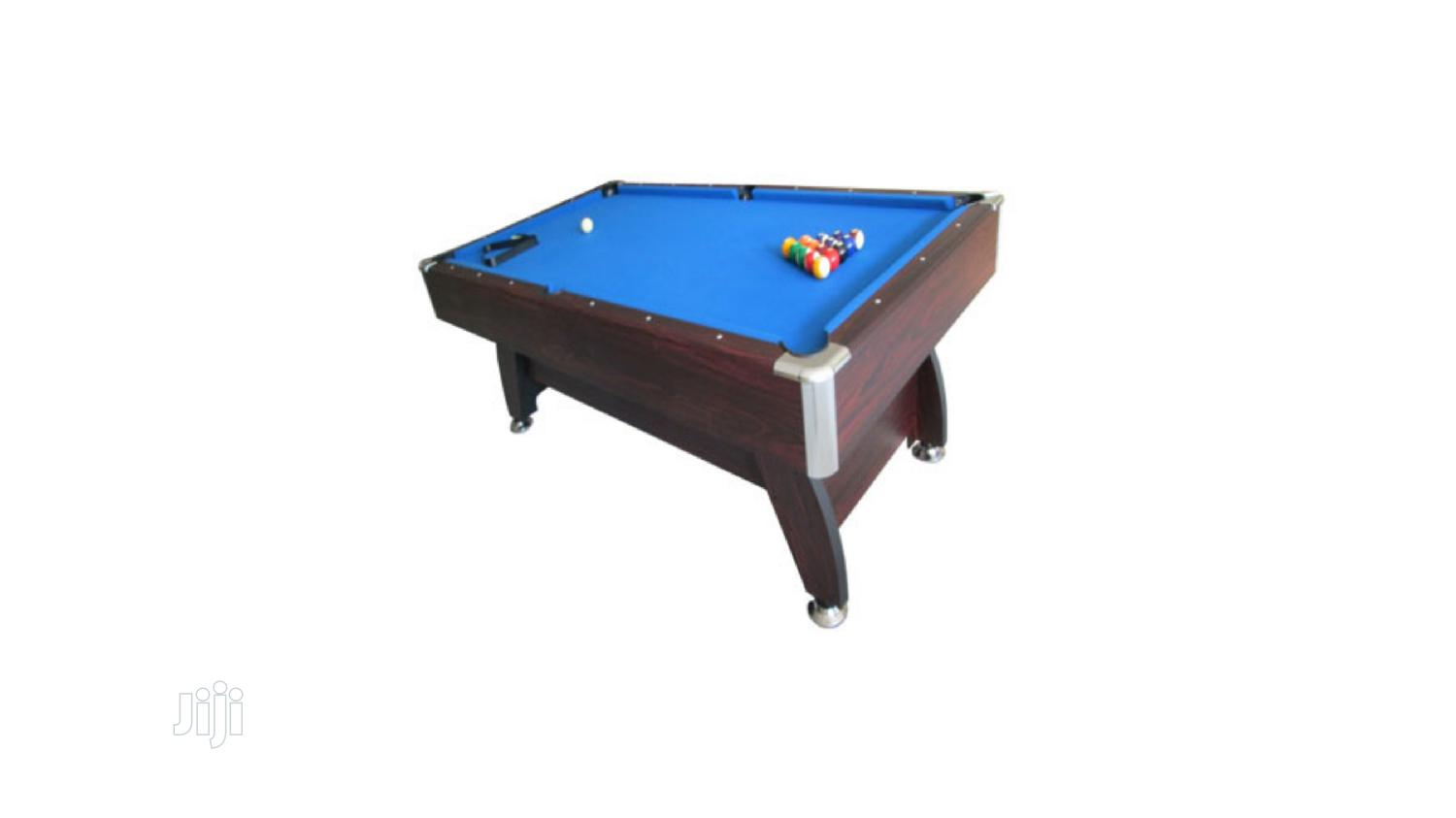 Archive: 7ft Snooker Table