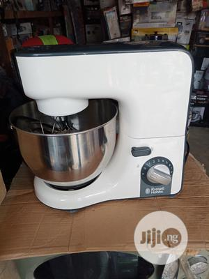 Russell Hobbs 5litres Cake Mixer, 1000watts,With 3 Springles | Kitchen Appliances for sale in Lagos State, Ojo