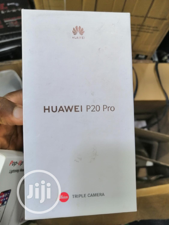 Huawei P20 Pro 128 GB Black