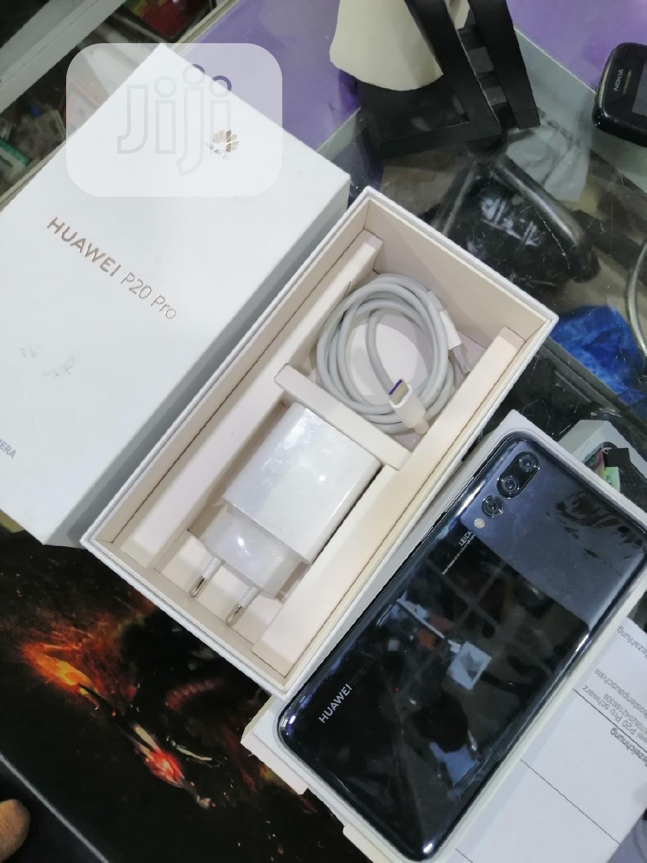 Huawei P20 Pro 128 GB Black   Mobile Phones for sale in Ikeja, Lagos State, Nigeria