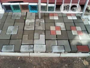 Concrete Interlocking Stone | Building Materials for sale in Abuja (FCT) State, Jabi