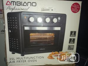 Ambiano Professional 25litres Multifunctional Air Fryer Oven | Kitchen Appliances for sale in Lagos State, Ojo