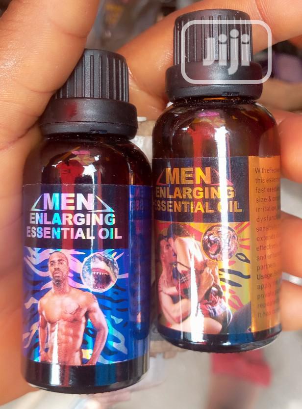 Powerfull Men Thicknening And Enlarging Oil