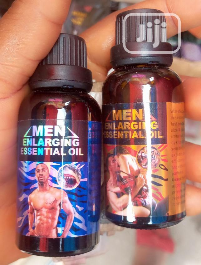 Powerfull Men Thicknening And Enlarging Oil   Sexual Wellness for sale in Lekki, Lagos State, Nigeria