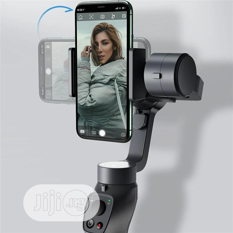 Baseus Handheld Gimbal Stabilizer Control Smartphone