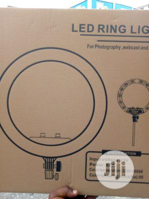 Led Ring Light With Stand | Accessories & Supplies for Electronics for sale in Lagos State, Ikeja