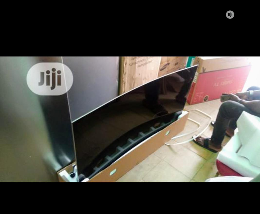 ✓Series 7 Hisense Curve 4K Smart Tv 55inchs | TV & DVD Equipment for sale in Ojo, Lagos State, Nigeria