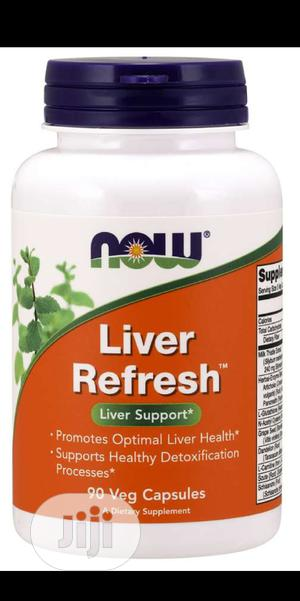 Now Liver Refresh (Liver Support)   Vitamins & Supplements for sale in Lagos State, Yaba