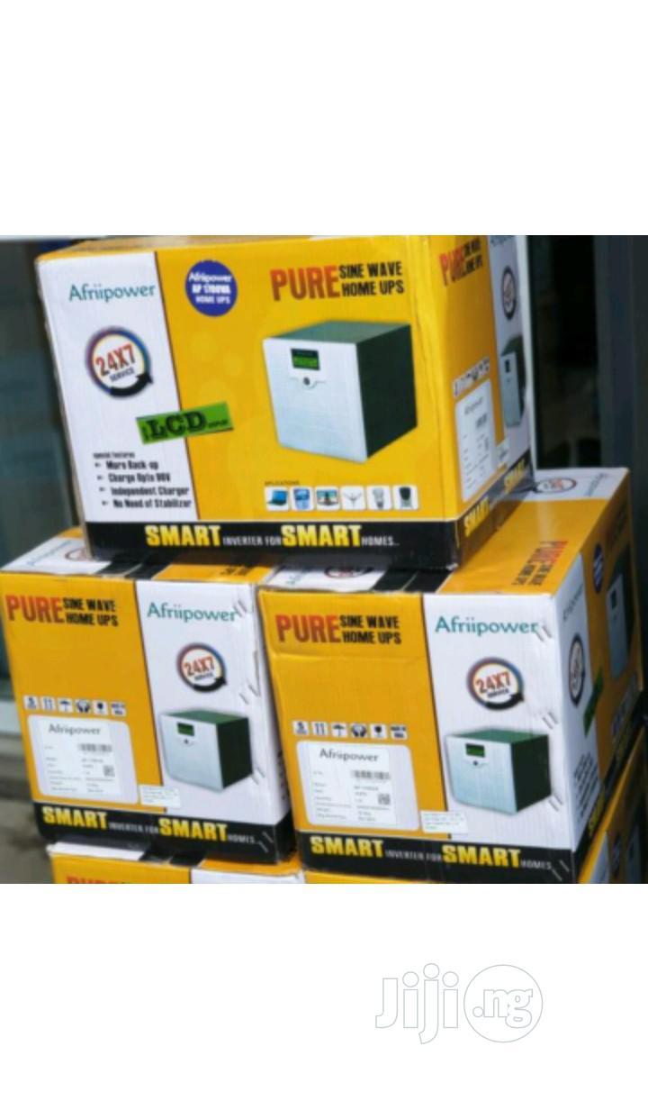 1.7kva 24V Afripower Inverter | Solar Energy for sale in Ojo, Lagos State, Nigeria