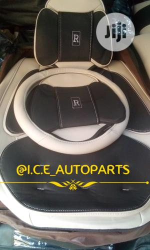 Seat Cover (Leather Soft)