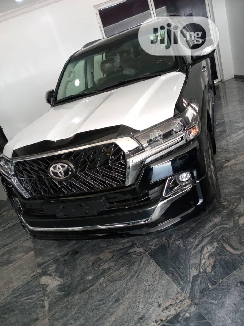 New Toyota Land Cruiser 2019 Black | Cars for sale in Garki 2, Abuja (FCT) State, Nigeria