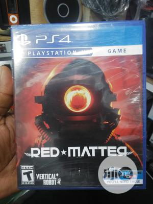 P S4 Cd Game Red Matter | Video Games for sale in Lagos State, Ikeja