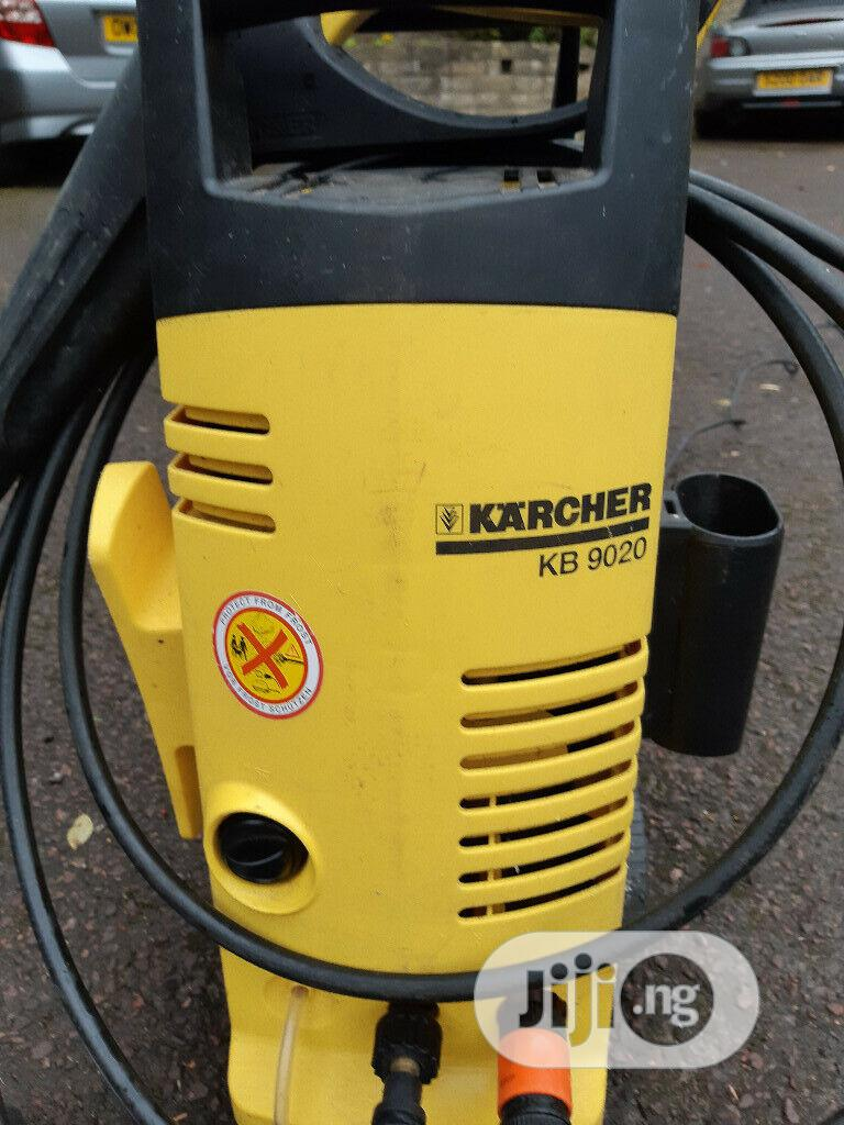 Karcher KB9020 High Pressure Washer For Private Users | Garden for sale in Ikeja, Lagos State, Nigeria