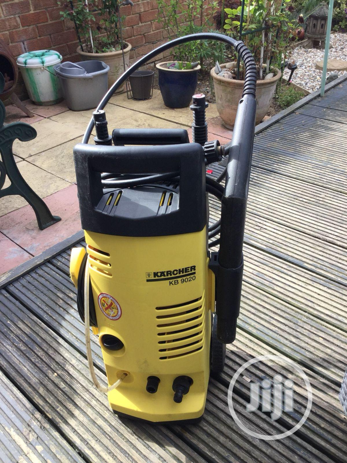 Karcher KB9020 High Pressure Washer For Private Users