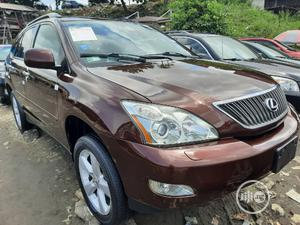 Lexus RX 2007 350 Brown | Cars for sale in Lagos State, Apapa