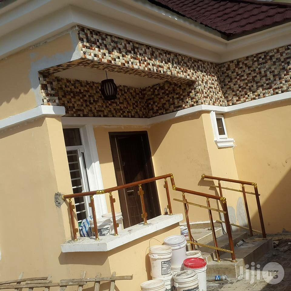 Archive: New Standard 4 Bedroom Bungalow At Thomas Estate Ajah for Sale.