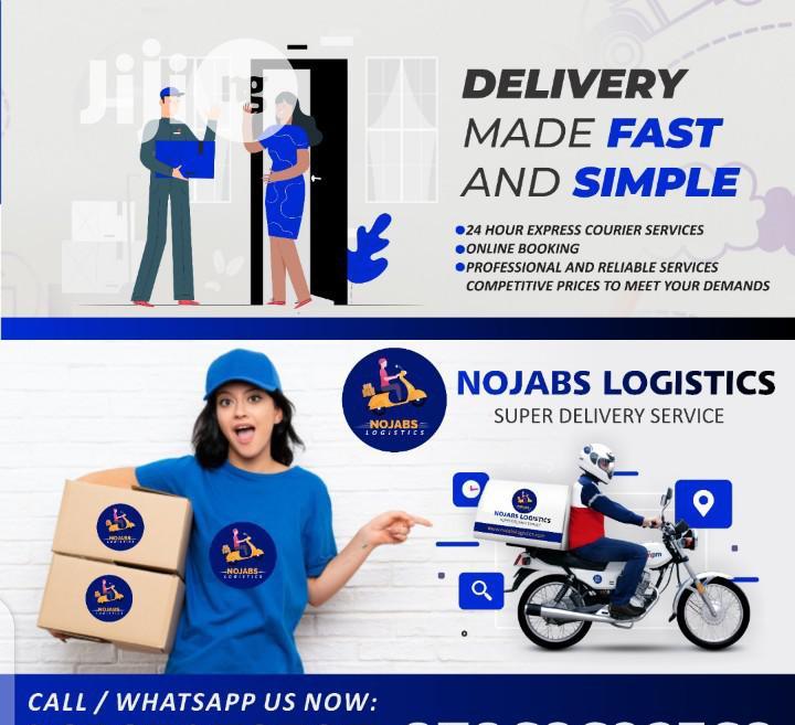 Lagos Door Delivery Service