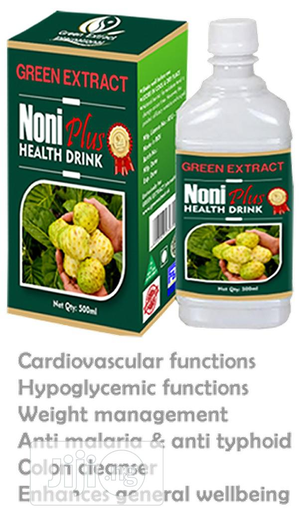 Green Extract Noni Plus Health Drink