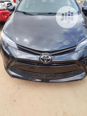 Toyota Corolla 2017 Black | Cars for sale in Lagos State, Ikeja