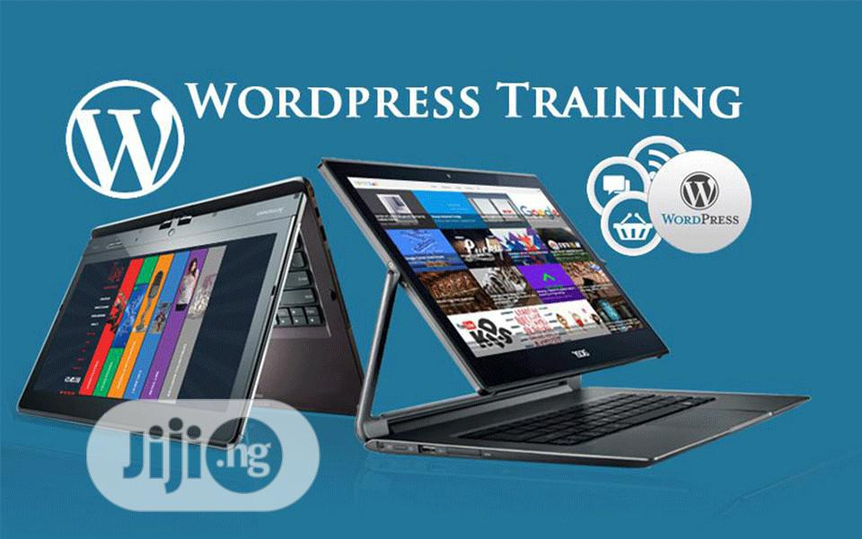 Wordpress Complete Web Design : Video Course