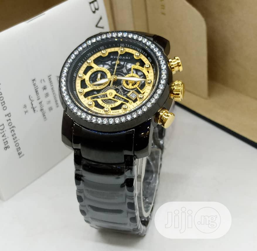 Bvlgari Chain Watch