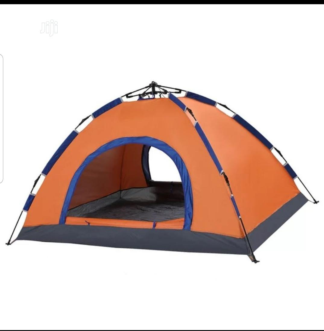 Automatic Camp Tent