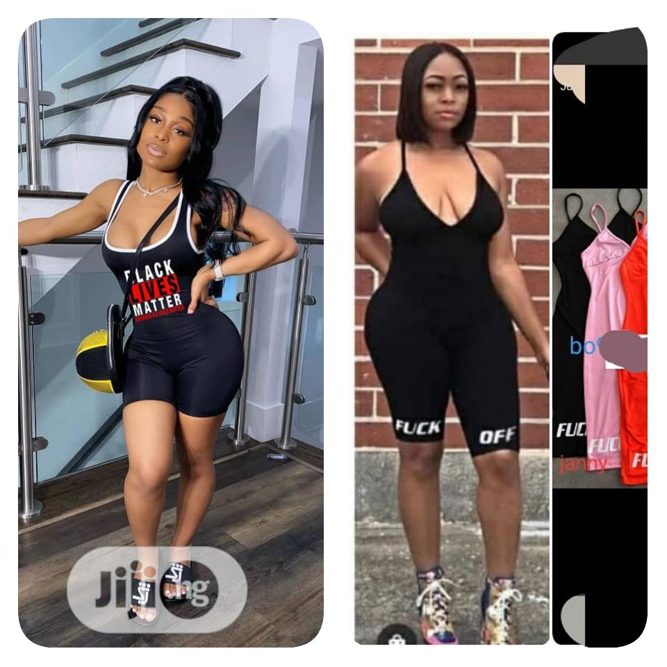 New Arrival Short Jumpsuit | Clothing for sale in Ikeja, Lagos State, Nigeria