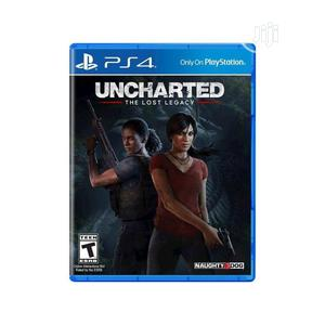 PS4 UNCHARTED: The Lost Legacy | Video Games for sale in Lagos State, Agege