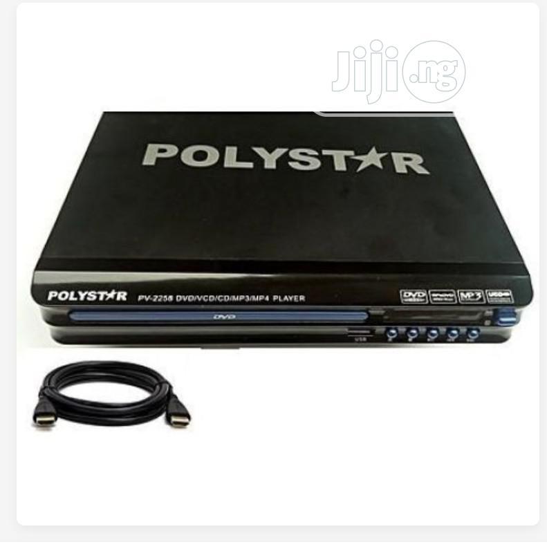 Polystar Polystar HDMI DVD Player PV-2258