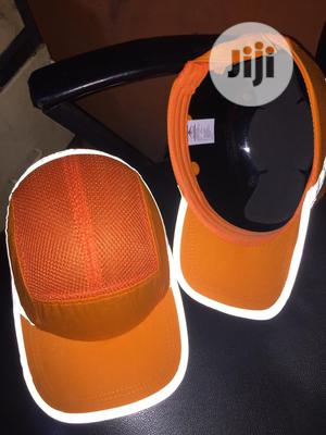 Safety Bump Cap With Reflector | Clothing Accessories for sale in Lagos State, Lagos Island (Eko)