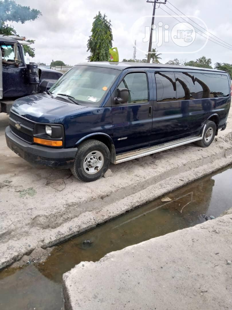 2005 Chevrolet Express | Buses & Microbuses for sale in Amuwo-Odofin, Lagos State, Nigeria