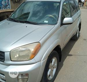 Toyota RAV4 2003 Silver | Cars for sale in Lagos State, Gbagada