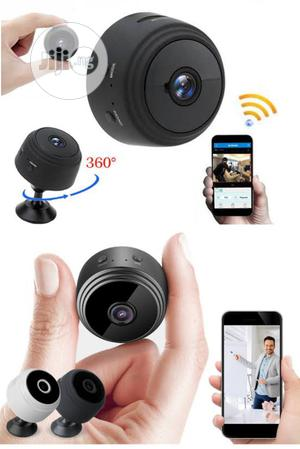A9 Wifi 1080P Full HD Night Vision Wireless IP Camera. | Security & Surveillance for sale in Lagos State, Ikeja