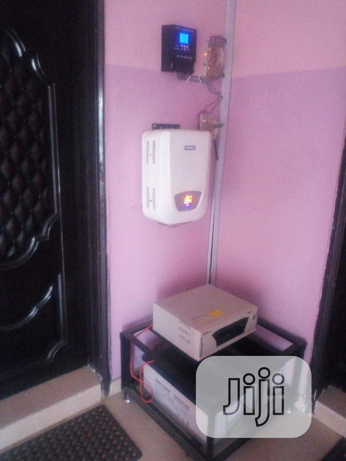 Archive: Complete Home Inverter System