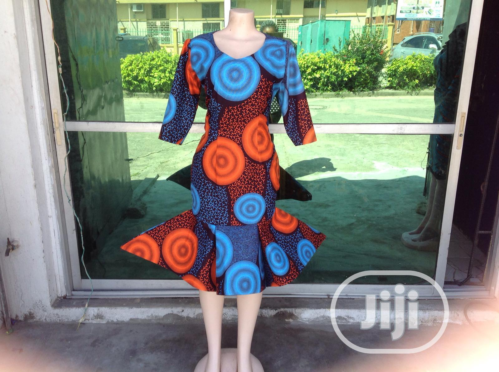 Beautiful Ankara Dress