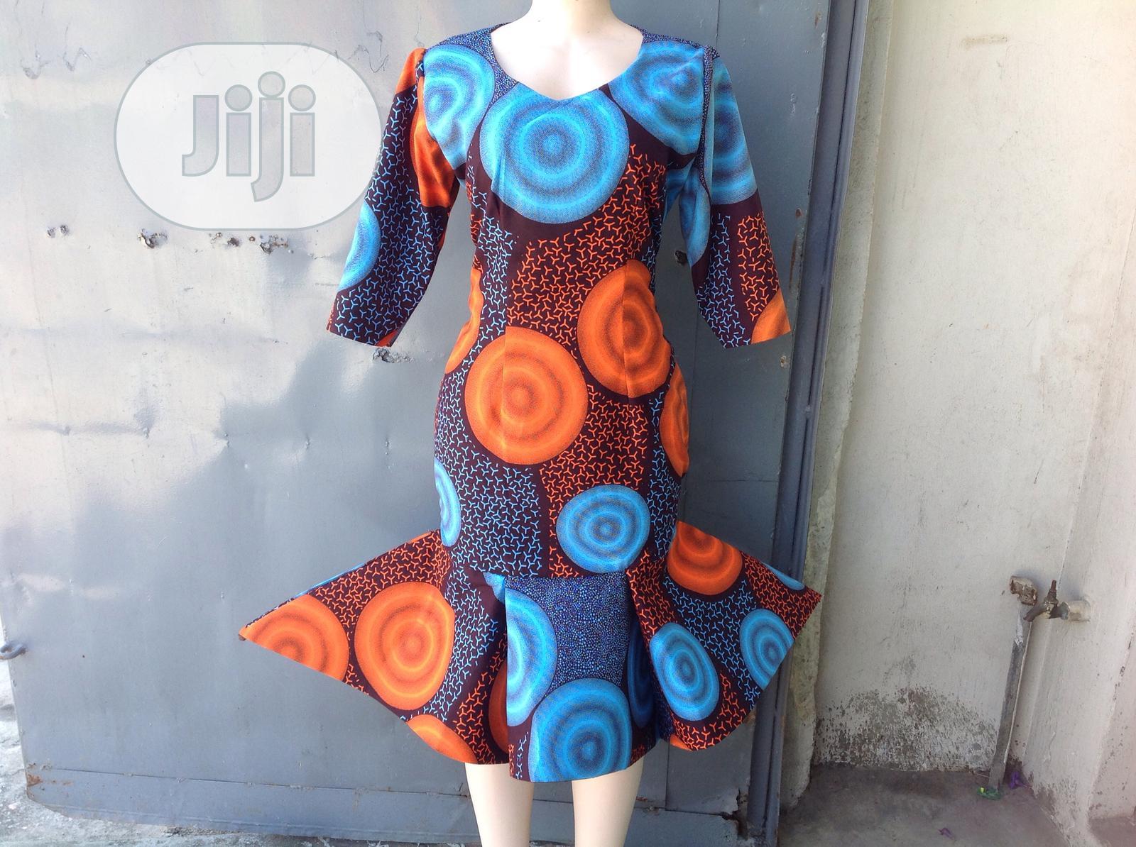 Beautiful Ankara Dress | Clothing for sale in Lekki, Lagos State, Nigeria