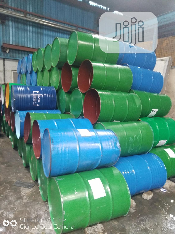 Metal Drums | Manufacturing Materials for sale in Ikotun/Igando, Lagos State, Nigeria