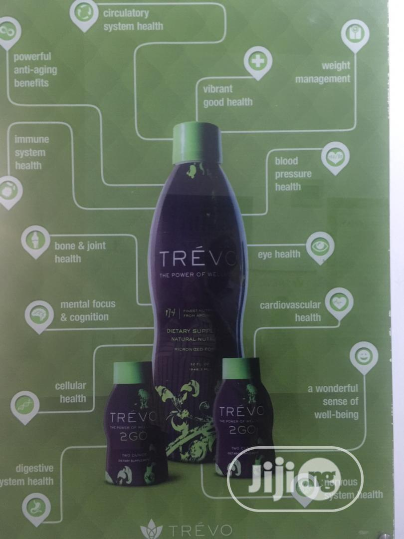 Archive: Trevo Immune Boosters (Life In A Bottle)