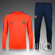 Barcelona Tracksuit | Clothing for sale in Lagos State, Ikeja